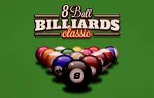Игра Бильярд пул 8 классический
